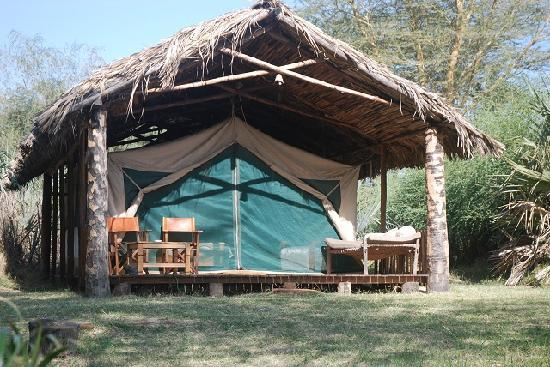 Kisima Ngeda Tented Camp: Tent