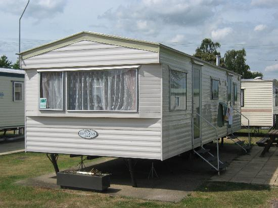 Cherry Tree Holiday Park: Our 'promotional unit' Caravan!