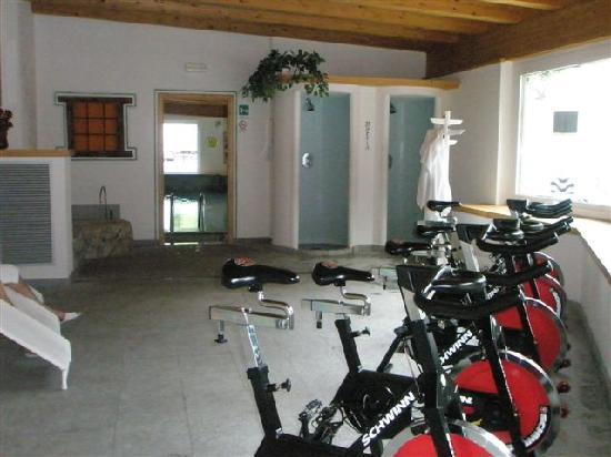 Sport Hotel Alpina: area relax