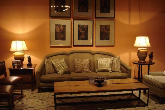 Estancia La Jolla Hotel & Spa: lobby