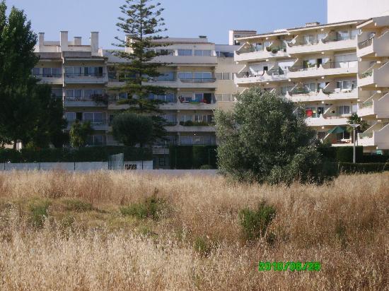 Parque Mourabel Apartments: this is Parque Mourabel