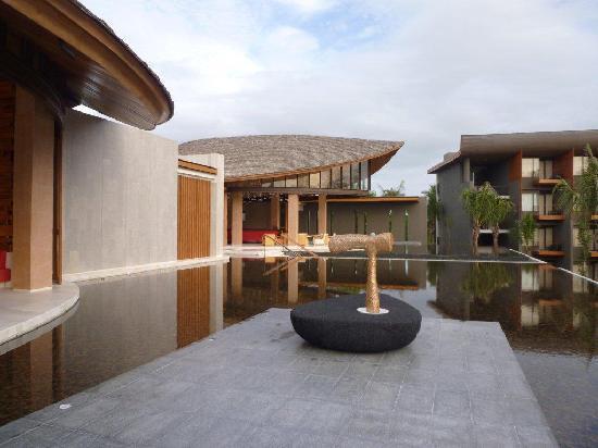 Renaissance Phuket Resort & Spa : Blick von der Rezeption