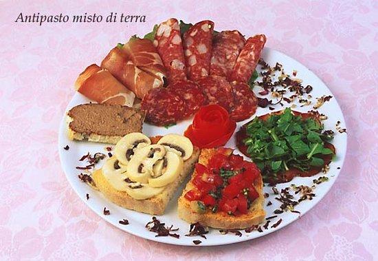 Ristorante Da Graziano: antipasto toscano