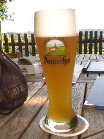 Andechs, Germany: Delicious