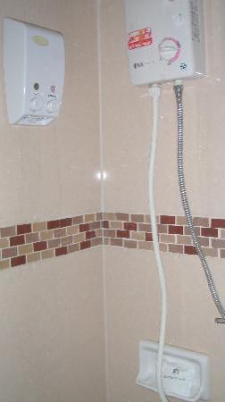 Great Residence Hotel : Bathroom
