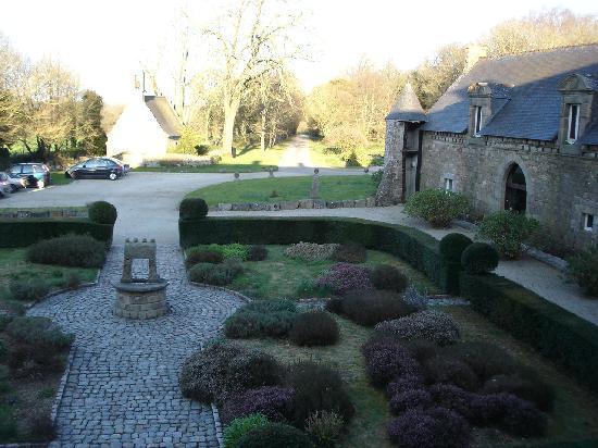 Le Manoir du Cleuziou: chapelle
