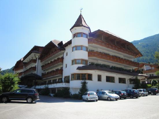 Hotel Lanerhof: panorama hotel