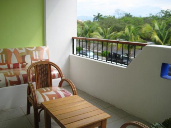 Best Western Posada Chahue: Balcony