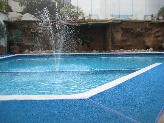 BEST WESTERN Posada Chahue: Pool