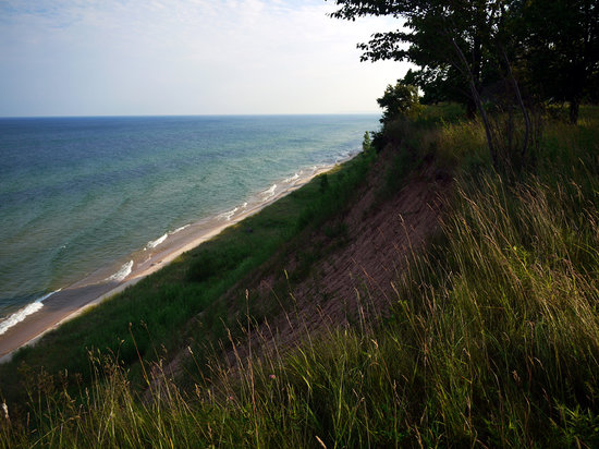 Manistee, Μίσιγκαν: Orchard Beach State Park
