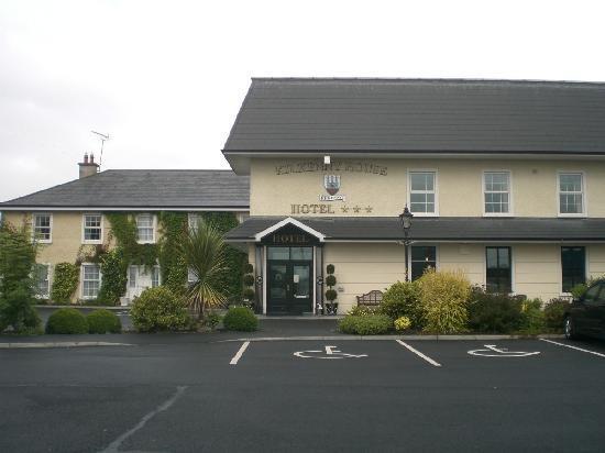 Kilkenny House Hotel: Vista esterna
