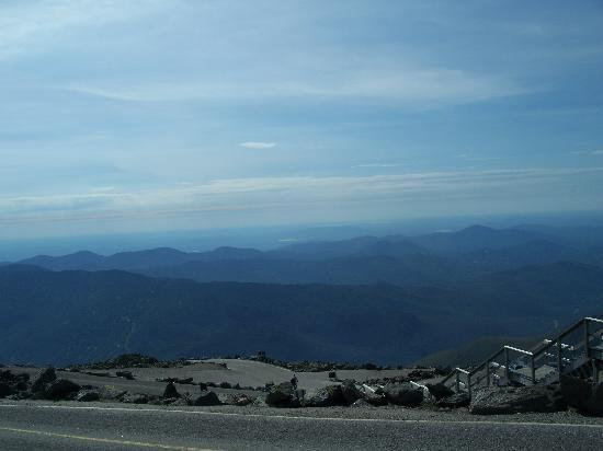 Gorham, NH: view from near the summit