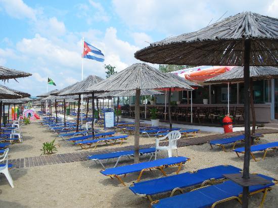 Alexandroupoli, Greece: Beach Bar Santa Rosa 2