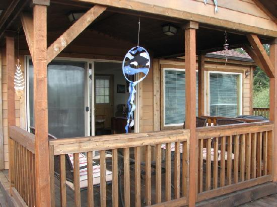 Whaleshead Beach Resort: Our cottage