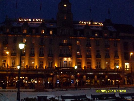 Oslo, Norwegia: The Grand Hotel