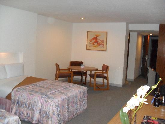 Hotel Del Prado: my room