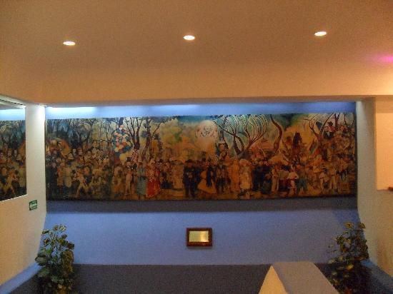 Hotel Del Prado: diego riveras