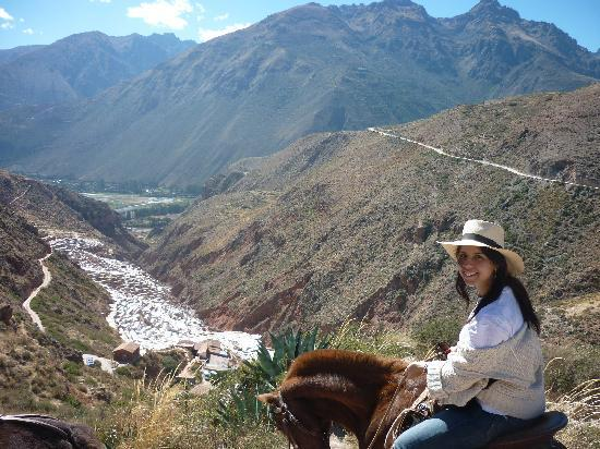 Cusco for You Salineras Ranch: Arriving to Salineras