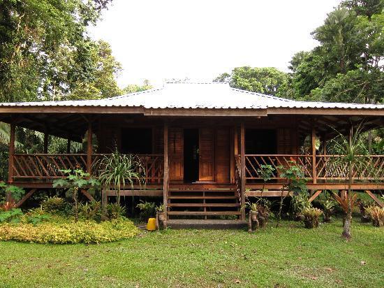 "Casa Viva Beach Houses: One of the ""Cabins"""