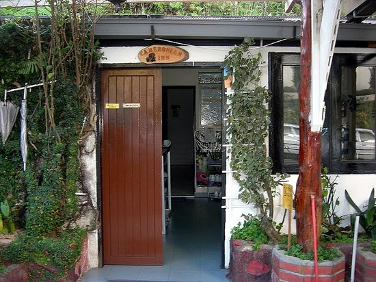 Cameronian Inn : Entrance