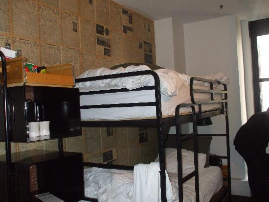 Bunk Bed Picture Of Ace Hotel New York New York City Tripadvisor