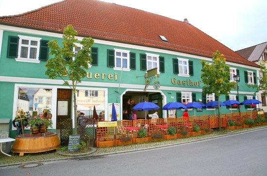 Brauereigasthof zum Schwan