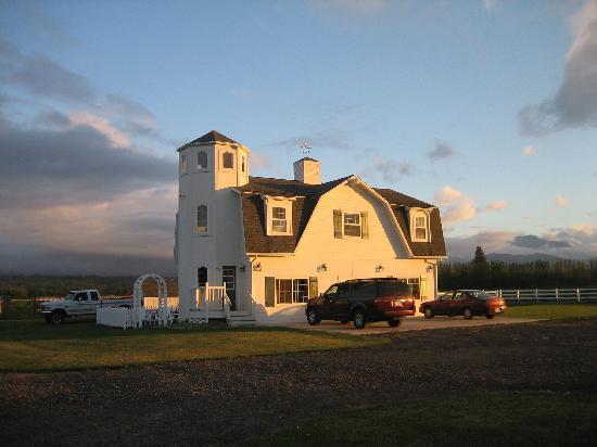 George Washington Inn: The carriage house