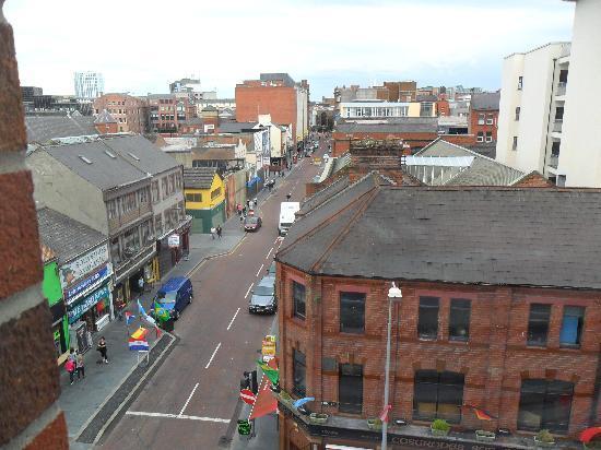 Hotel Ibis Belfast City Centre Belfast Uk