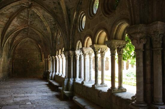 Narbonne, France: Cloisters