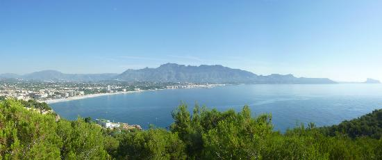 Apartamentos Albir palace: Views from Albir - Altea - Calpe