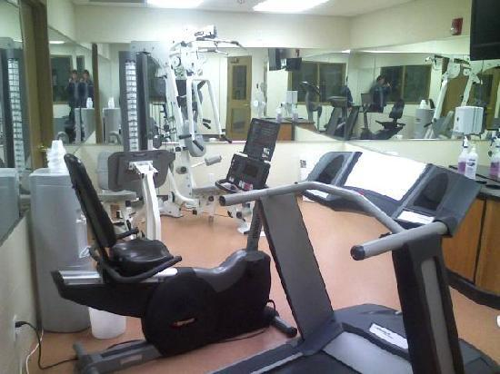 The Glenmore Inn & Convention Centre: Exercise Room