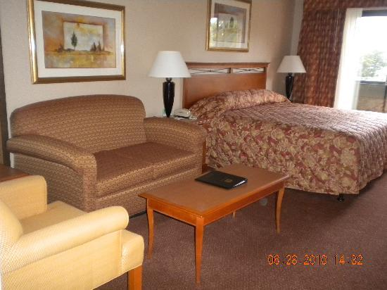 Best Western Plus Oak Harbor Hotel and Conference Center: 1K room