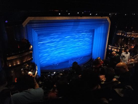 Mamma Mia: Die Bühne