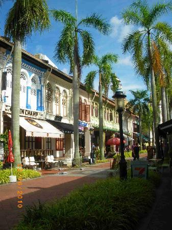 The Original Singapore Walks: Malay-Islamic Quarter on Sultans of spice tour