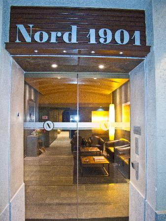 Nord 1901: Front entrance