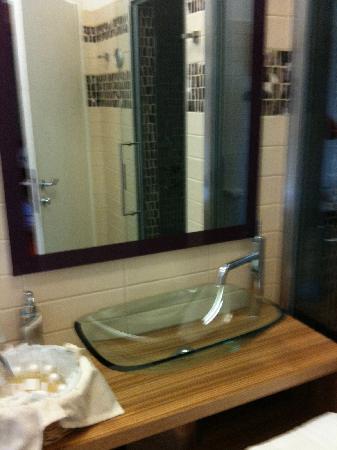 Hotel Oberosler: il bagno
