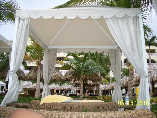 Iberostar Grand Hotel Rose Hall : poolside bed
