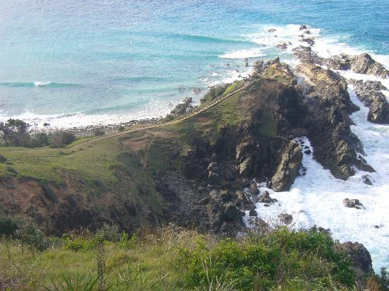 The Byron at Byron Resort & Spa: The eastern-most point of the Australian mainland