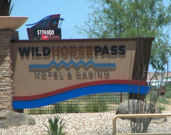 Wild horse casino az address