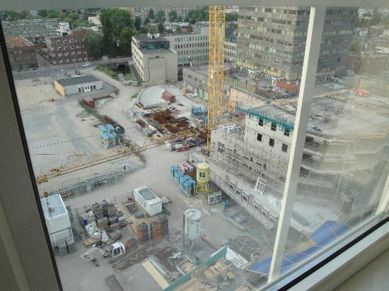 Inntel Hotels Amsterdam Zaandam: Die Aussicht im Juli 2010