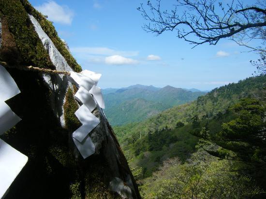 Mt. Tsurugi: ~いのり~