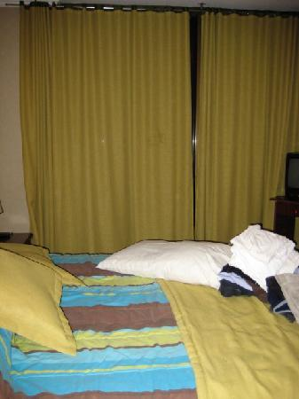 San Marino Apart Hotel: bedroom