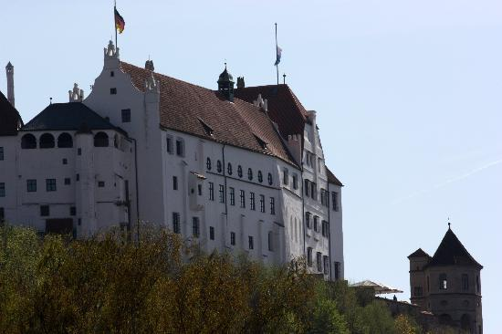 Ландсхут, Германия: Burg Trausnitz