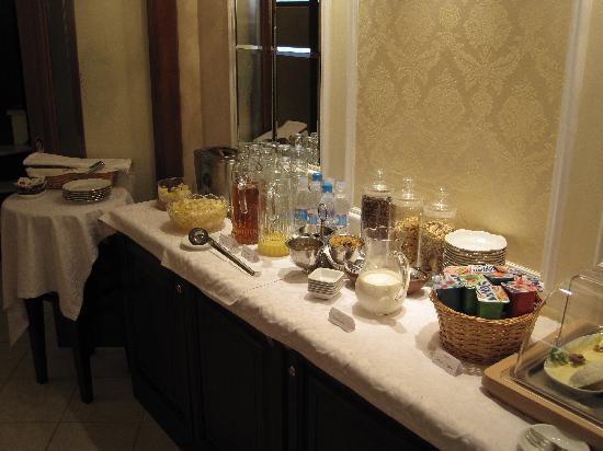 Tradition Hotel: Frühstücksraum