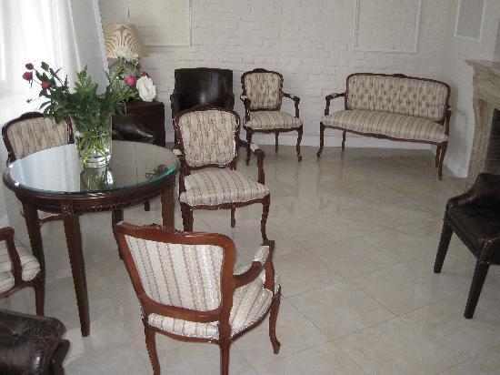 Tradition Hotel: Lobby