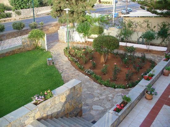 Σολάρις Κρήτη Ξενοδοχείο Διαμερίσματα: Blick vom Balkon