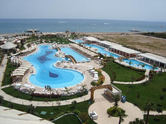 Baia Lara Hotel: piscine