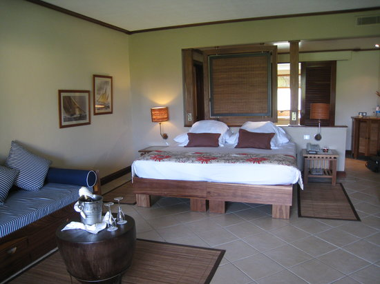 Paradis Beachcomber Golf Resort & Spa : habitacion junior suite