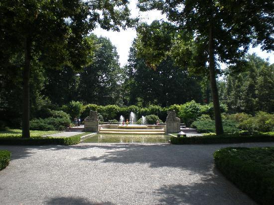 Rosengarten: Garden