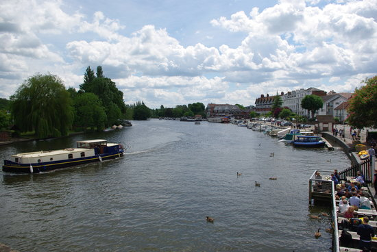 The Wee Waif: Henley on Thames